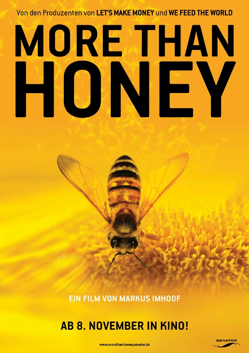More than Honey - Plakat